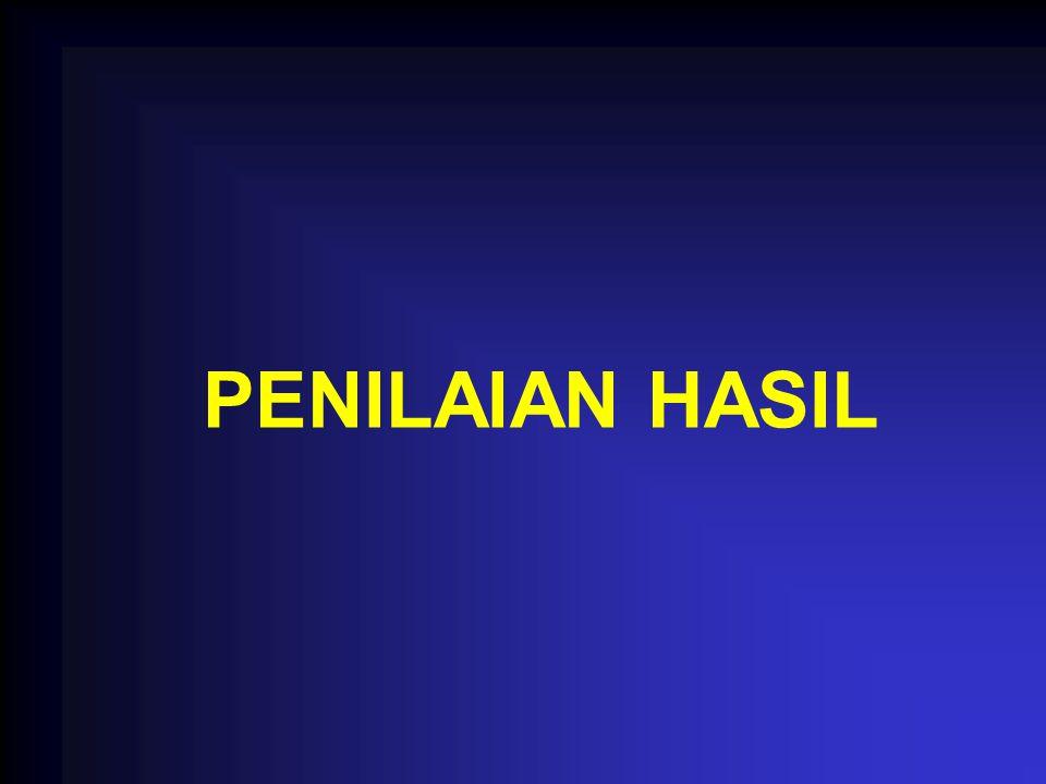 PENILAIAN HASIL