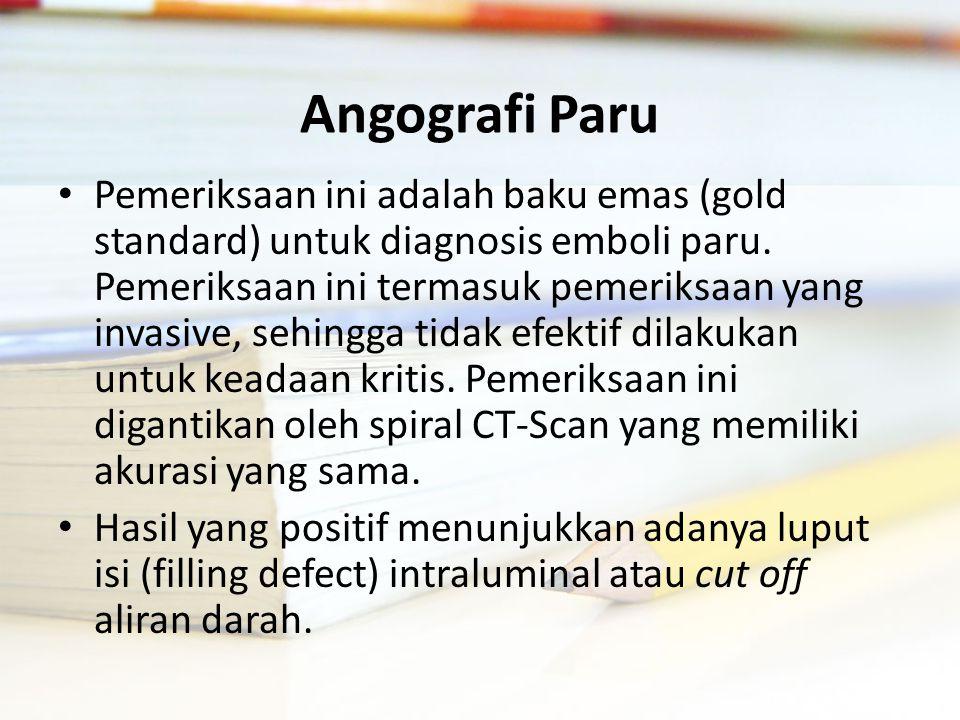 Angografi Paru
