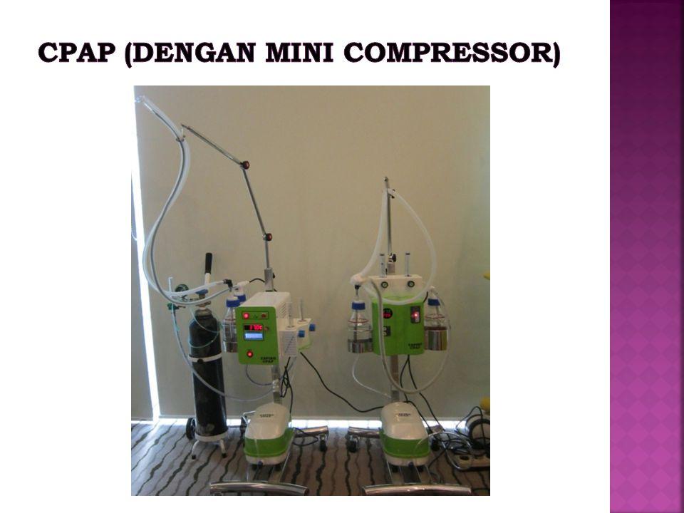 CPAP (DENGAN MINI COMPRESSOR)