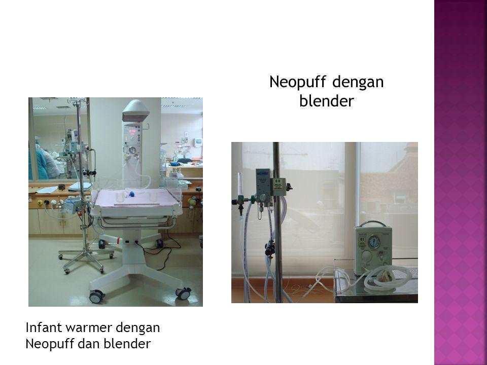 Neopuff dengan blender