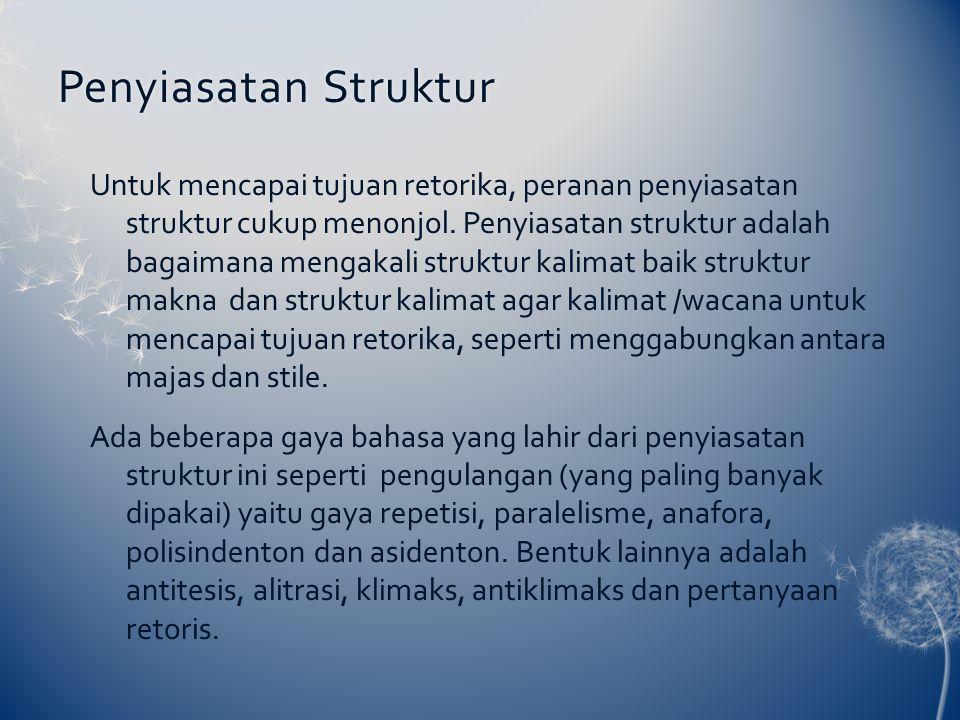 Penyiasatan Struktur