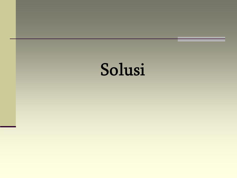 Solusi 22