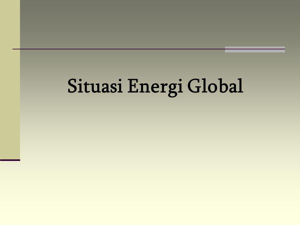 Situasi Energi Global 8