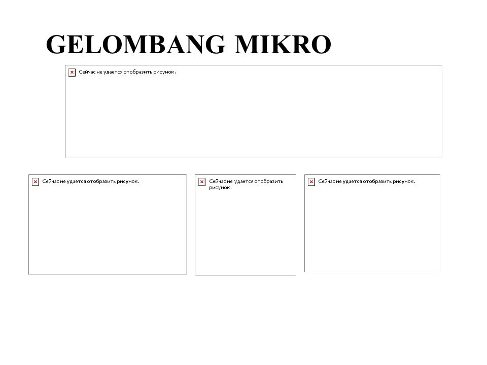 GELOMBANG MIKRO