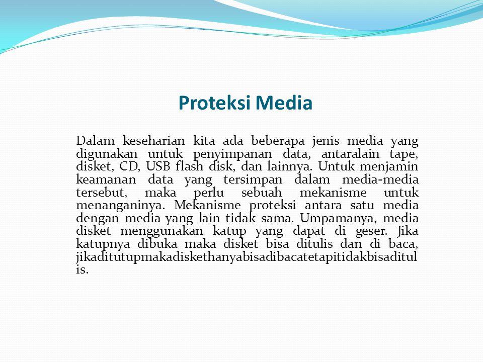 Proteksi Media