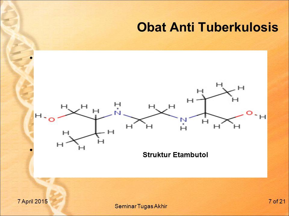 Obat Anti Tuberkulosis