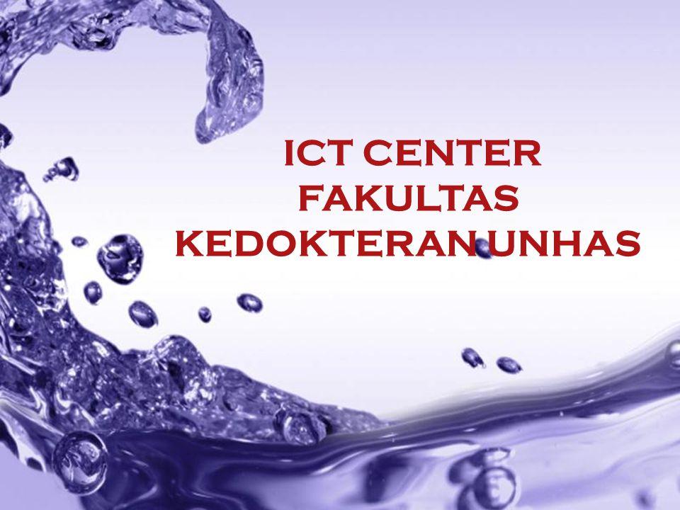 ICT CENTER FAKULTAS KEDOKTERAN UNHAS