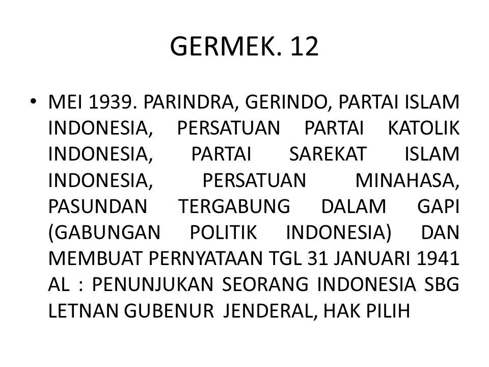 GERMEK. 12