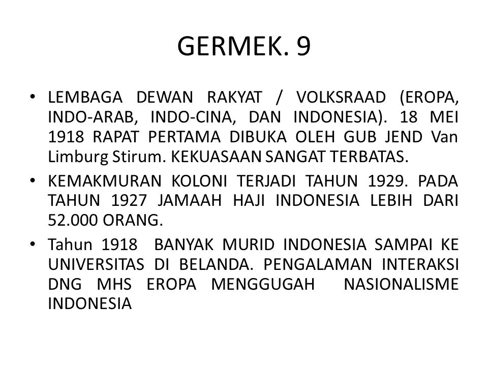 GERMEK. 9