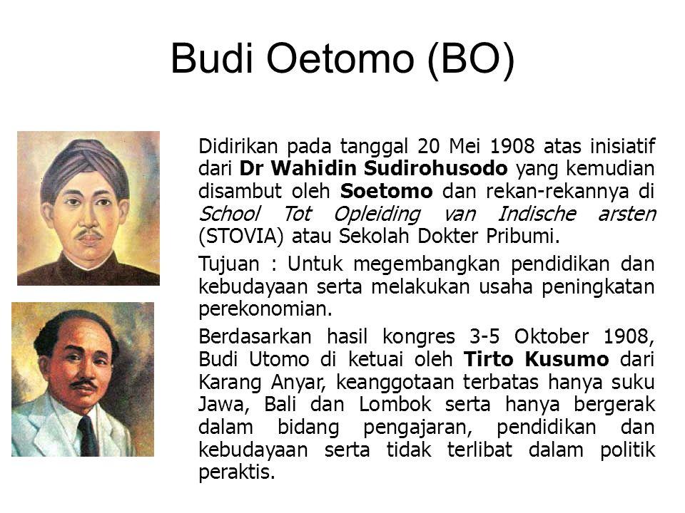Budi Oetomo (BO)