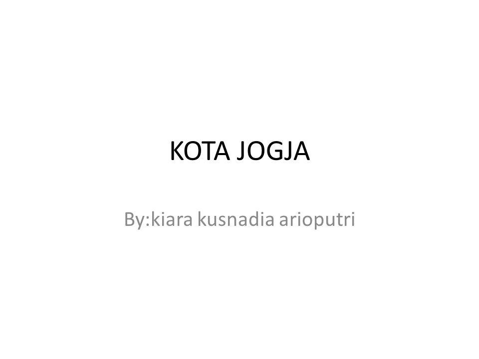By:kiara kusnadia arioputri