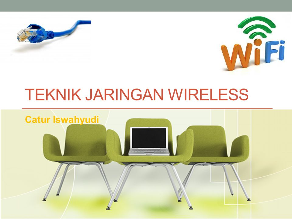 Teknik jaringan wireless