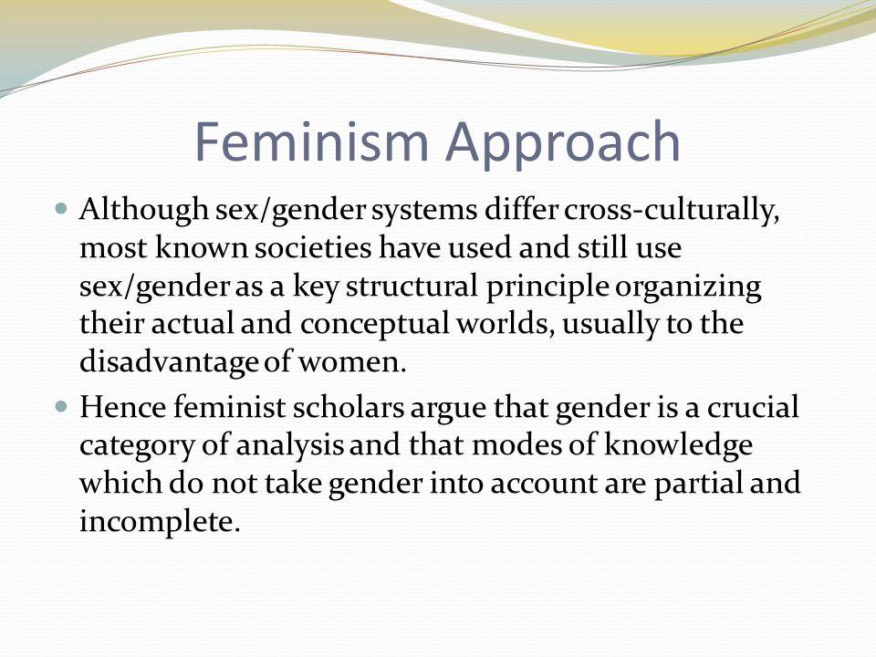 Feminism Approach