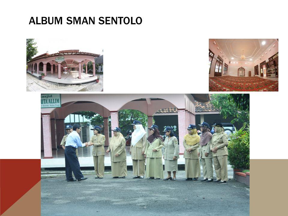 ALBUM SMAN SENTOLO