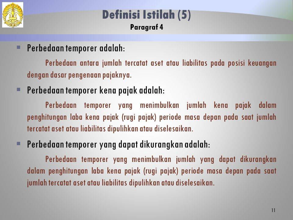 Definisi Istilah (5) Paragraf 4
