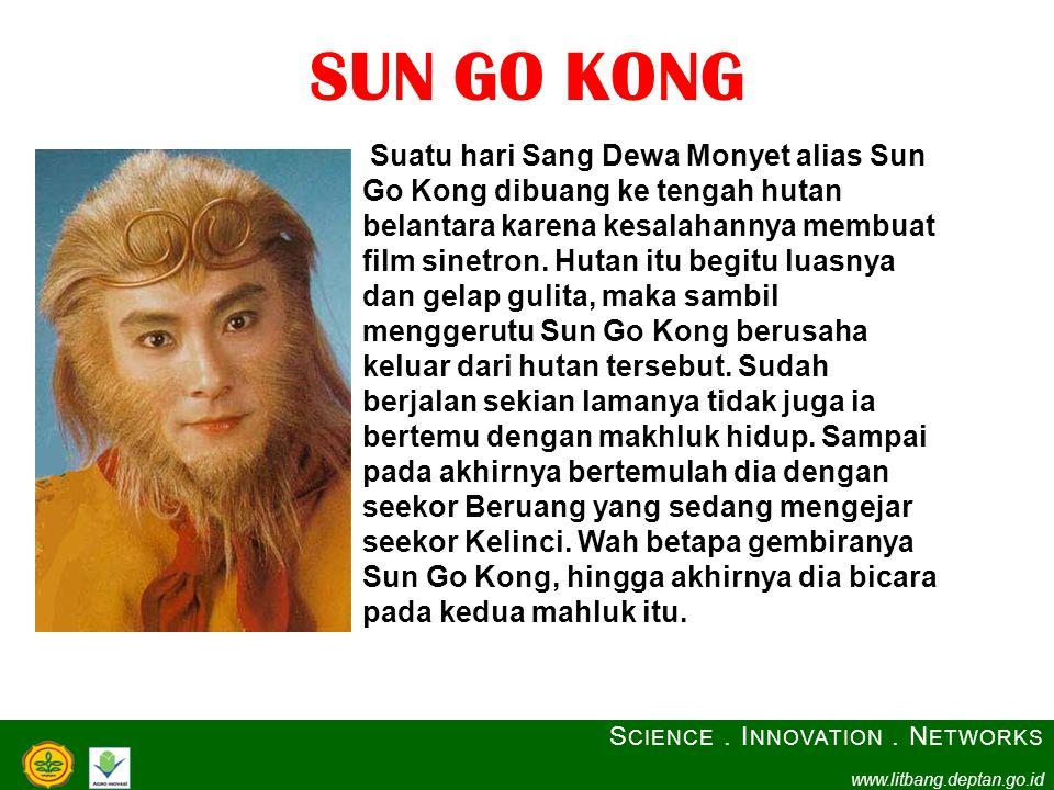 SUN GO KONG