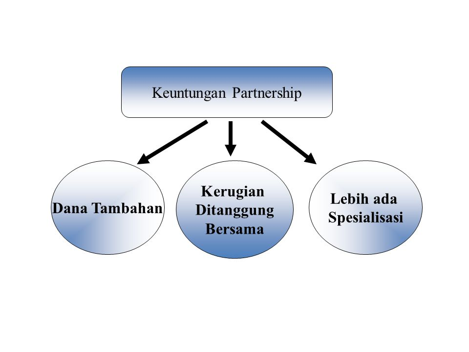 Keuntungan Partnership