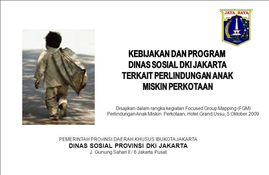 DINAS SOSIAL PROVINSI DKI JAKARTA