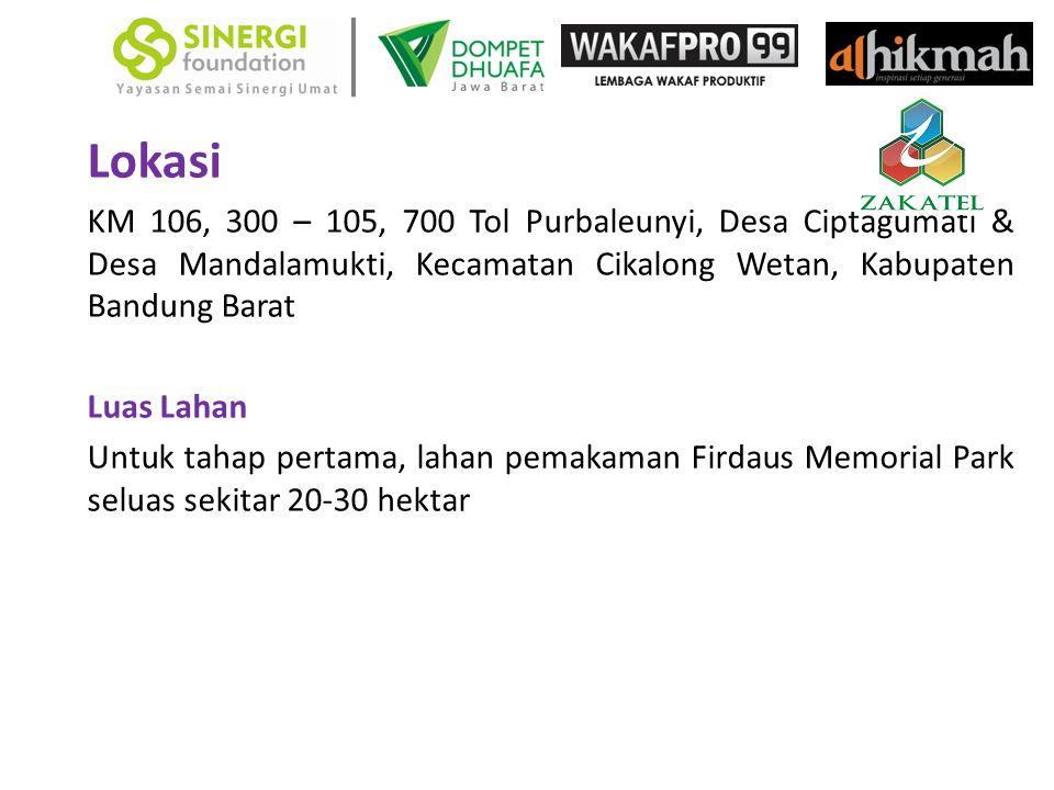 Lokasi KM 106, 300 – 105, 700 Tol Purbaleunyi, Desa Ciptagumati & Desa Mandalamukti, Kecamatan Cikalong Wetan, Kabupaten Bandung Barat.