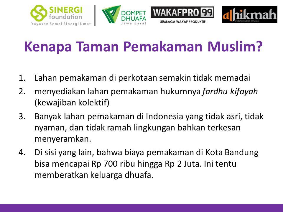 Kenapa Taman Pemakaman Muslim