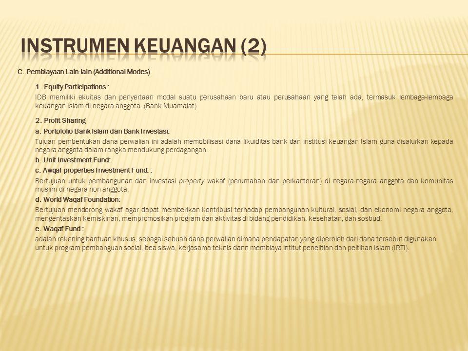 INSTRUMEN KEUANGAN (2)