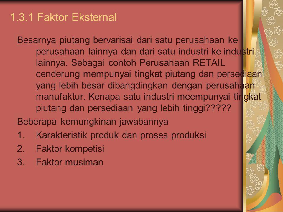 1.3.1 Faktor Eksternal