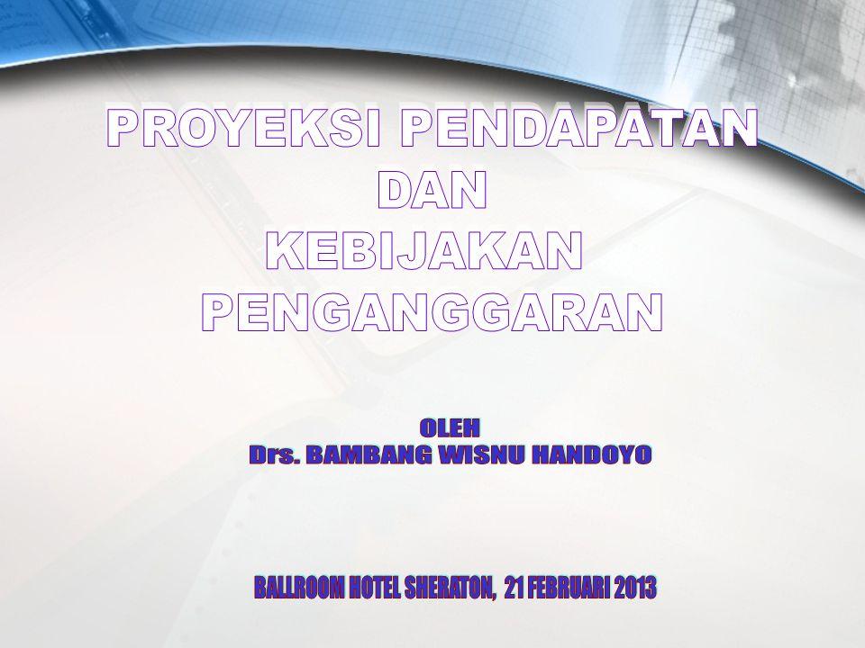 Drs. BAMBANG WISNU HANDOYO