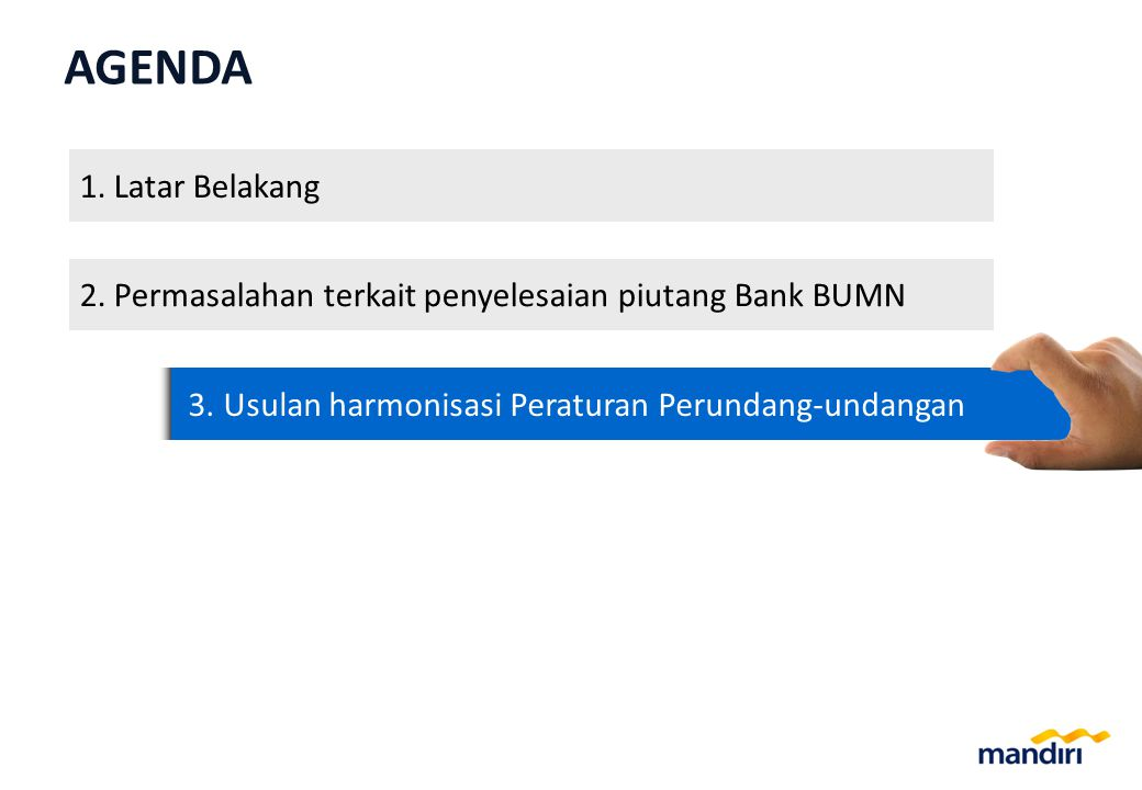 Dampak terhadap perbankan BUMN