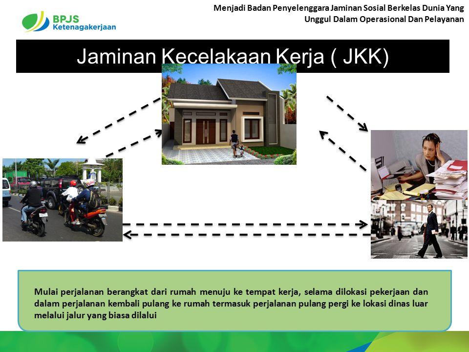 Jaminan Kecelakaan Kerja ( JKK)