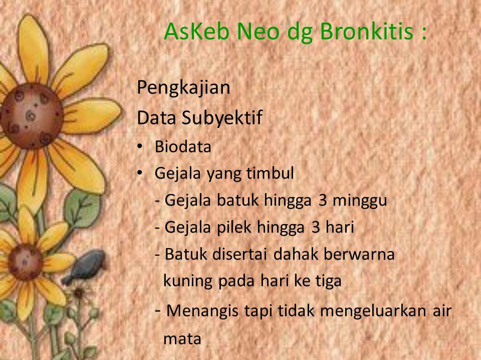 AsKeb Neo dg Bronkitis :