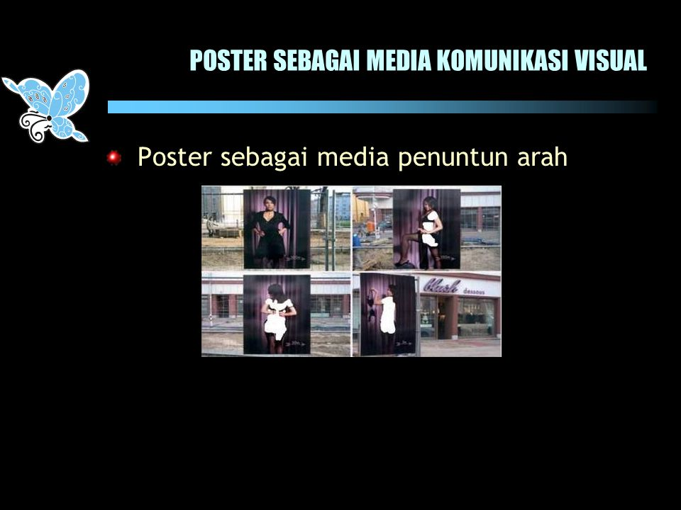 POSTER SEBAGAI MEDIA KOMUNIKASI VISUAL