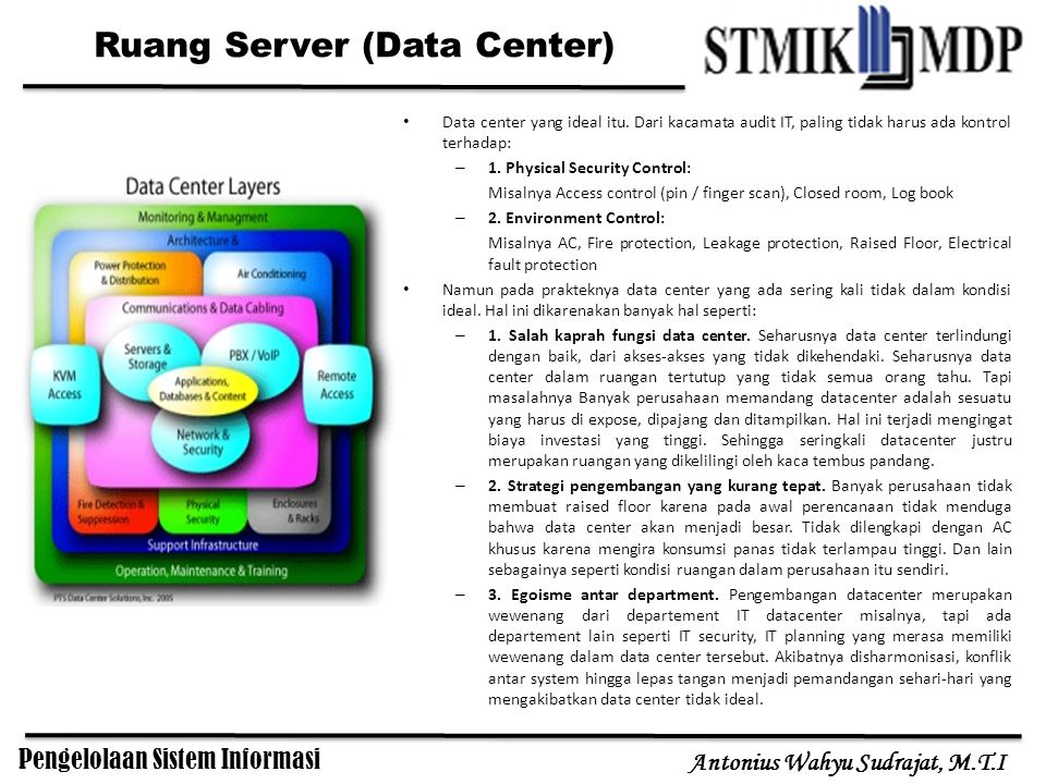 Ruang Server (Data Center)