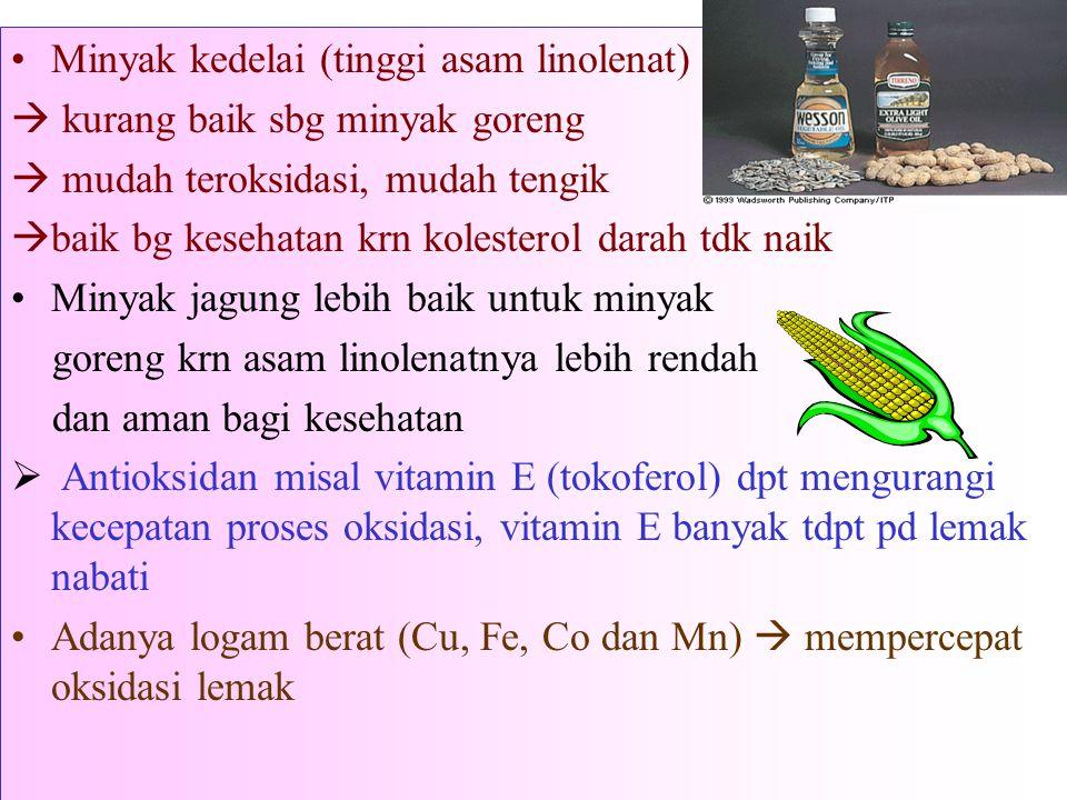 Minyak kedelai (tinggi asam linolenat)