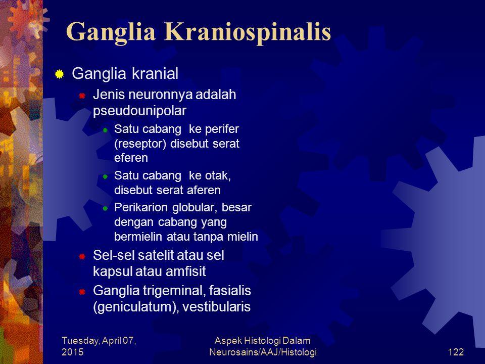 Ganglia Kraniospinalis