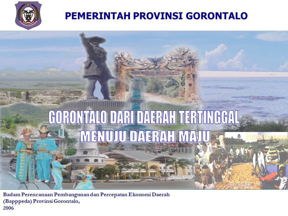 PEMERINTAH PROVINSI GORONTALO