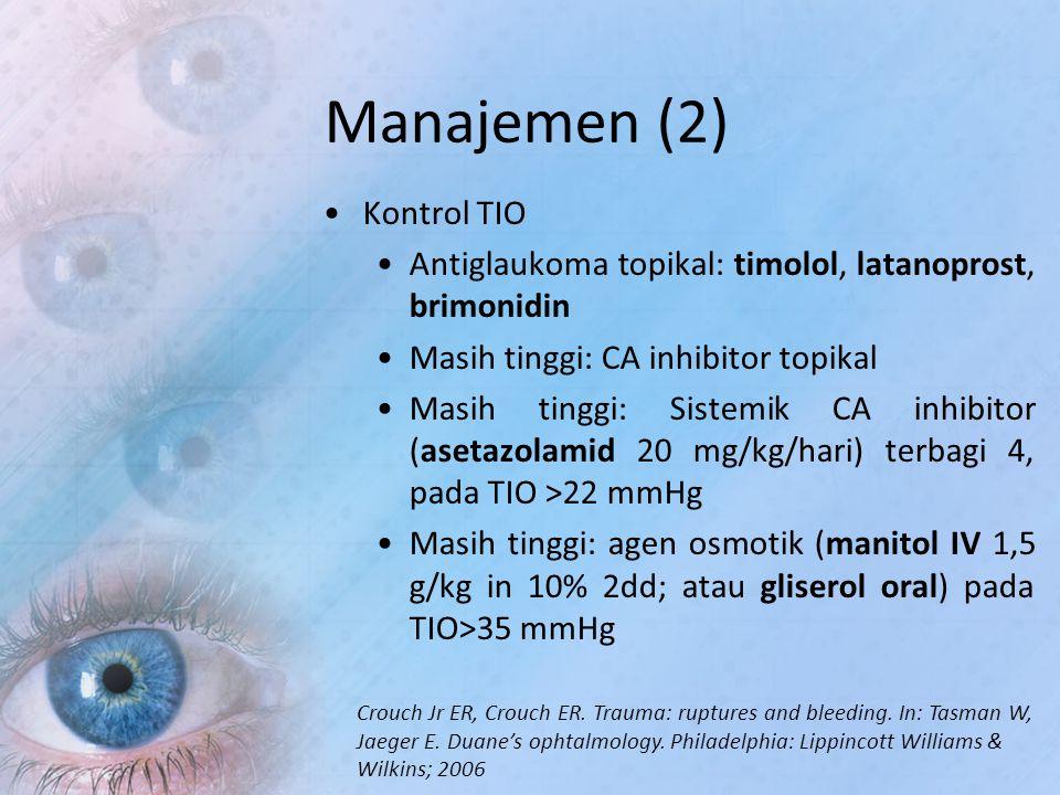 Manajemen (2) Kontrol TIO