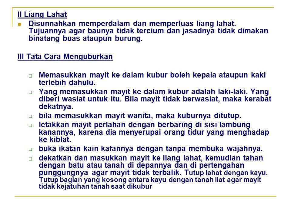II Liang Lahat