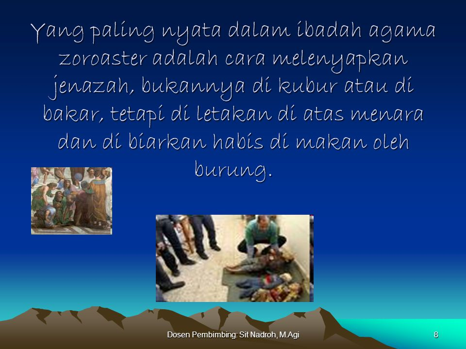 Dosen Pembimbing: Sit Nadroh, M.Agi