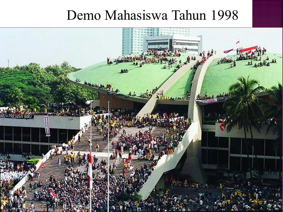 Demo Mahasiswa Tahun 1998