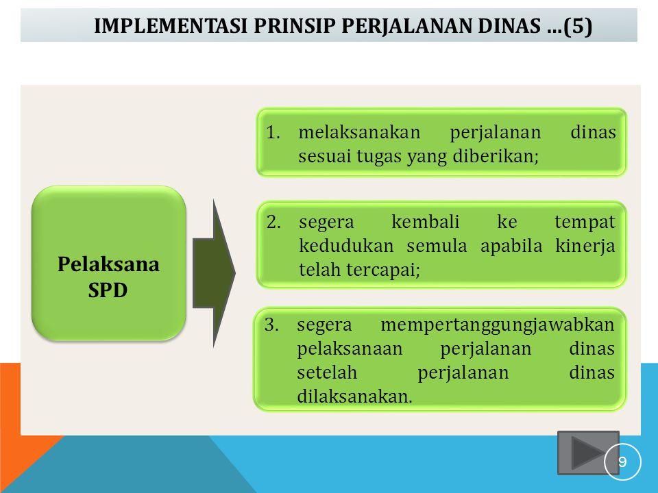 IMPLEMENTASI PRINSIP PERJALANAN DINAS …(5)