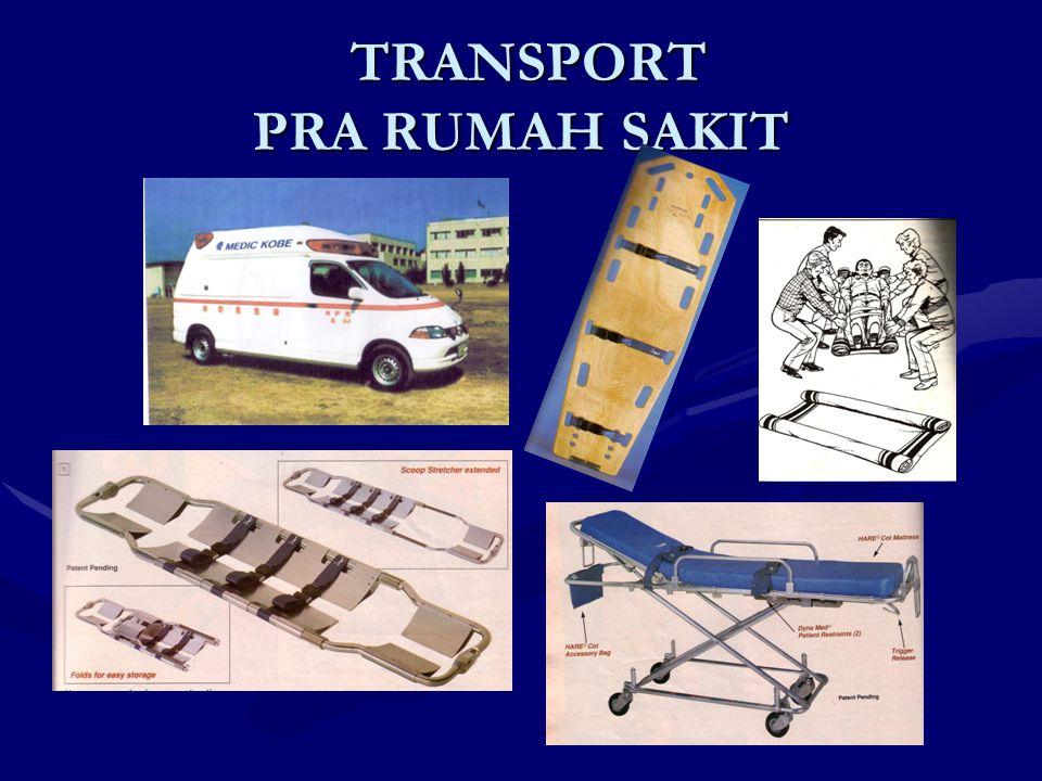TRANSPORT PRA RUMAH SAKIT