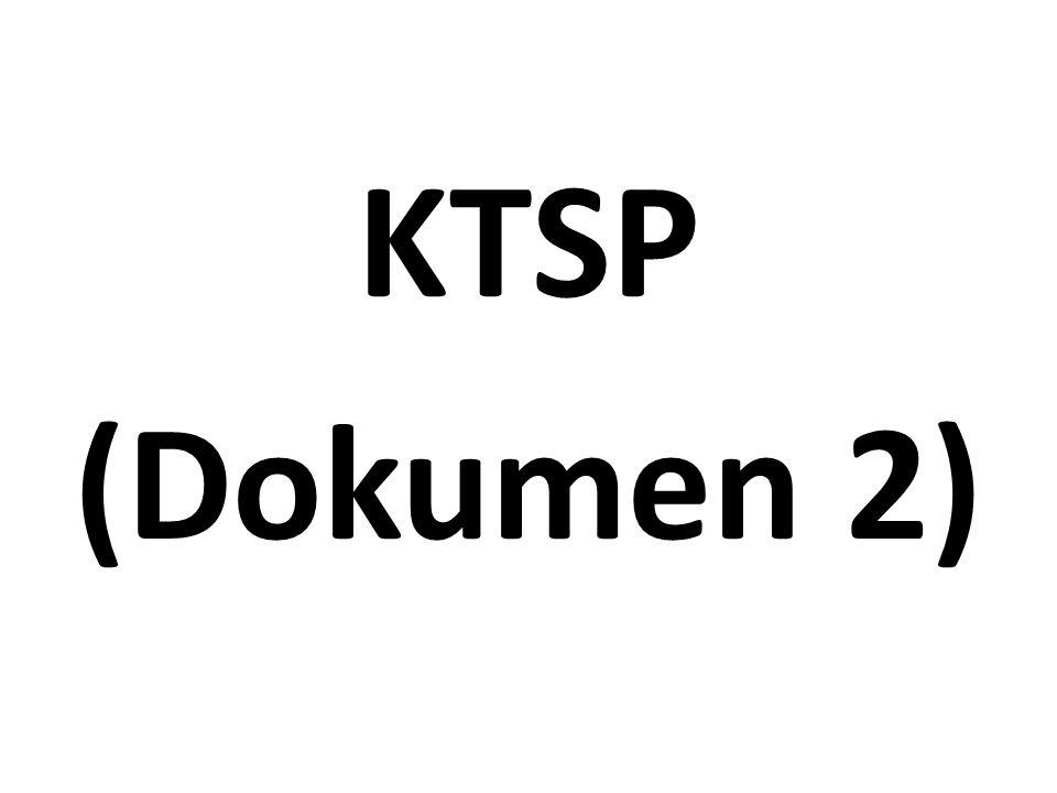 KTSP (Dokumen 2)