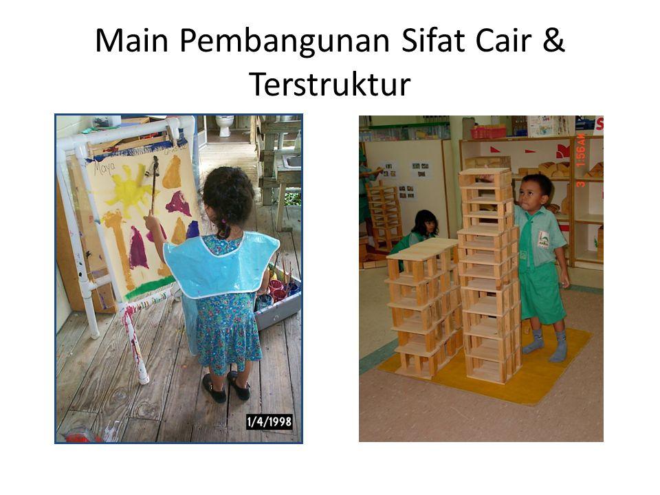 Main Pembangunan Sifat Cair & Terstruktur