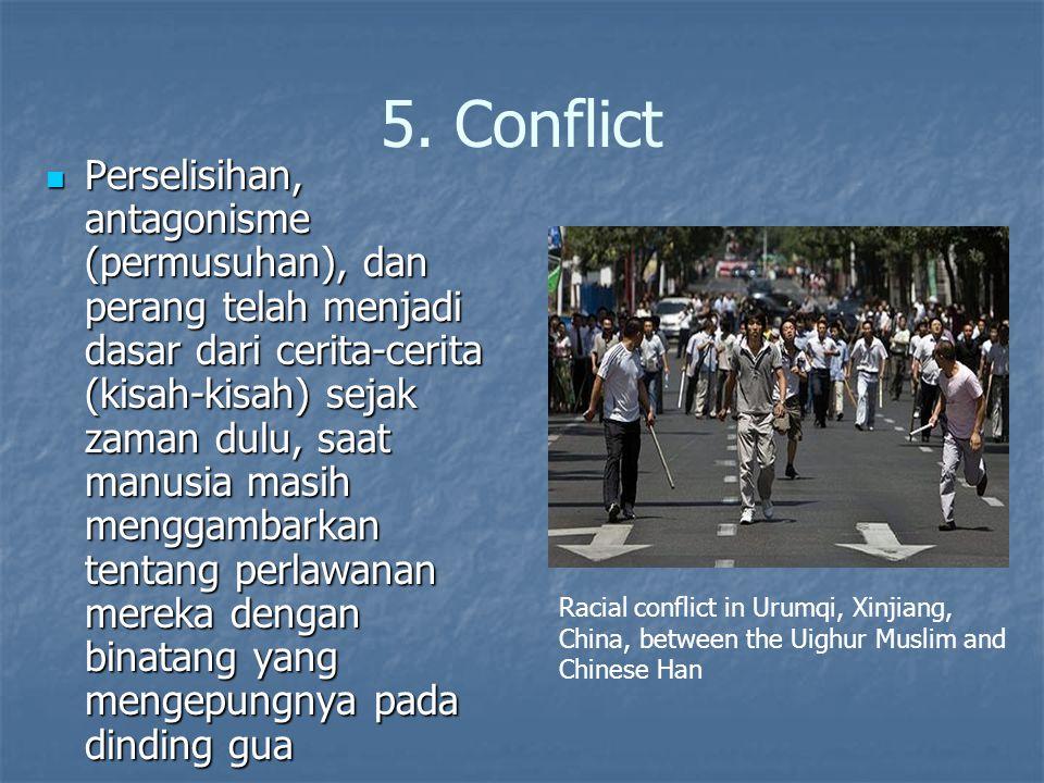 5. Conflict