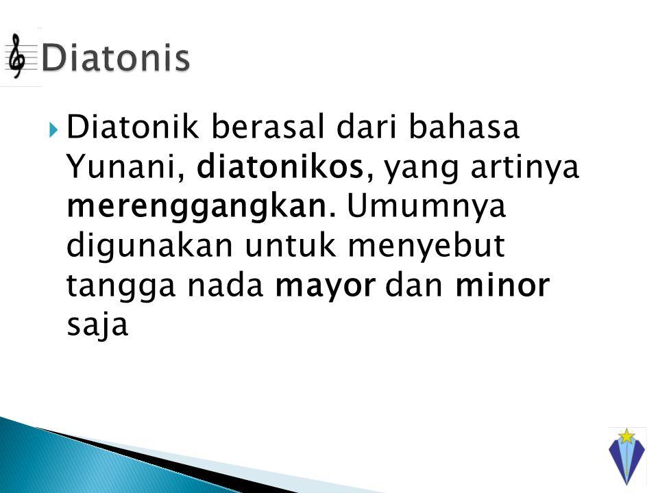 Diatonis