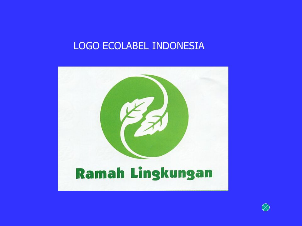 LOGO ECOLABEL INDONESIA