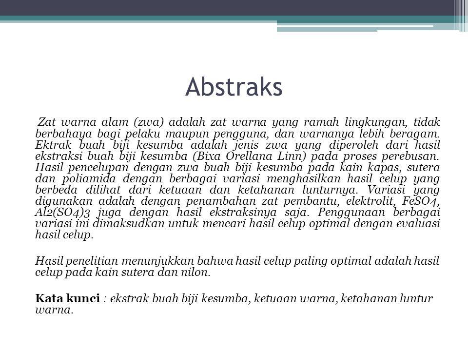 Abstraks