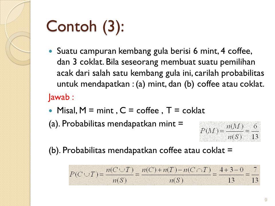 Contoh (3):