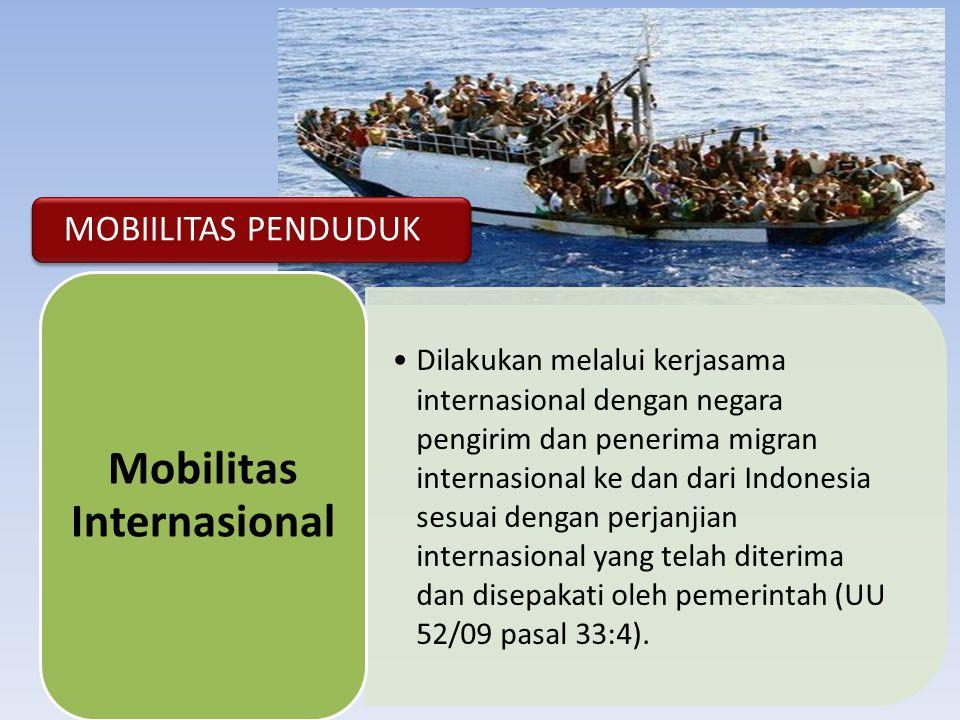 Mobilitas Internasional