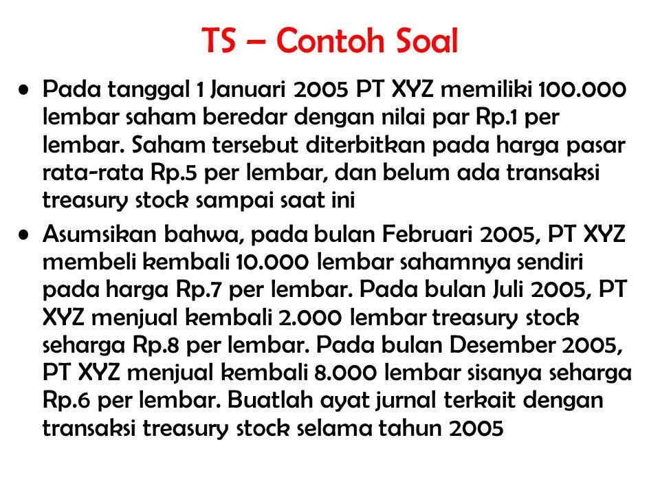 TS – Contoh Soal